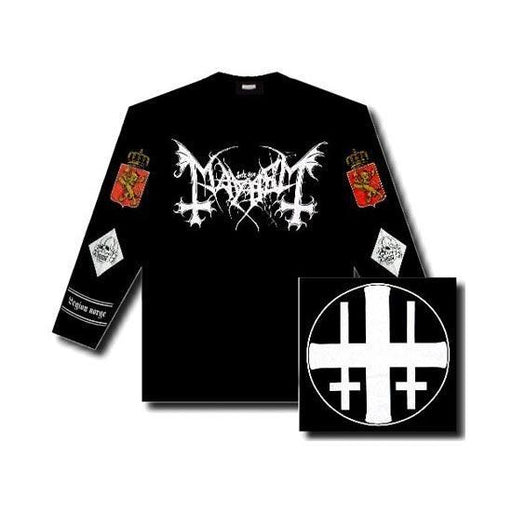 Long Sleeve Shirt - Mayhem - Legion Norge
