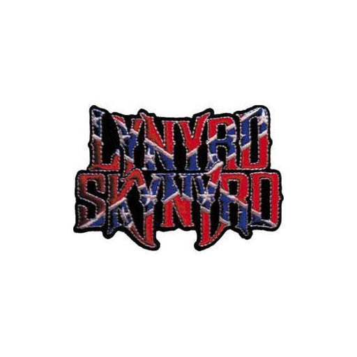 Lynyrd Skynyrd Logo Flag (Patches)