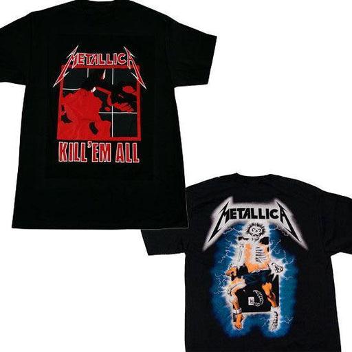 Metallica Kill'Em All (T-Shirt)-Metalomania