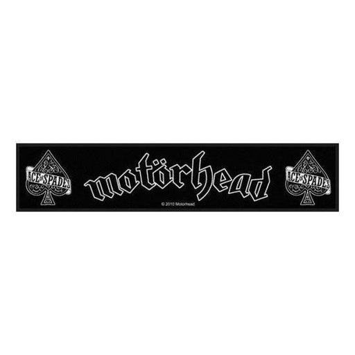 Motorhead Ace of Spades (Patches)-Metalomania