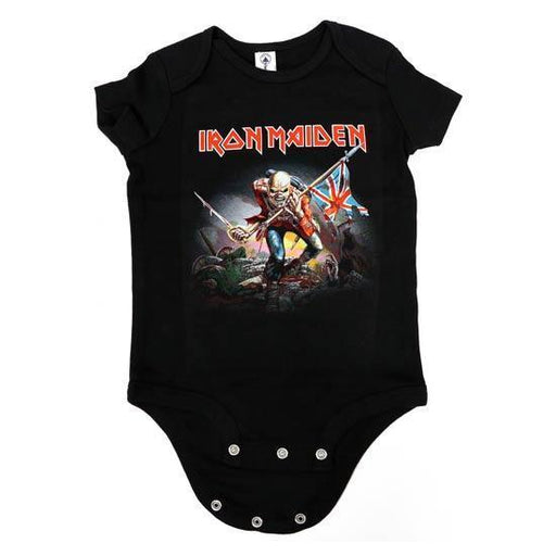 Onesie (baby) - Iron Maiden - Trooper