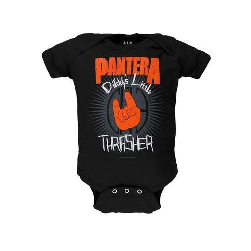 Onesie (baby) - Pantera - Daddy's Little Trasher