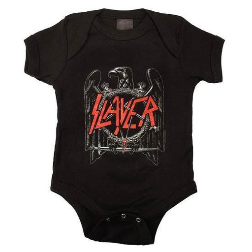 Onesie (baby) - Slayer - Black Eagle-Metalomania