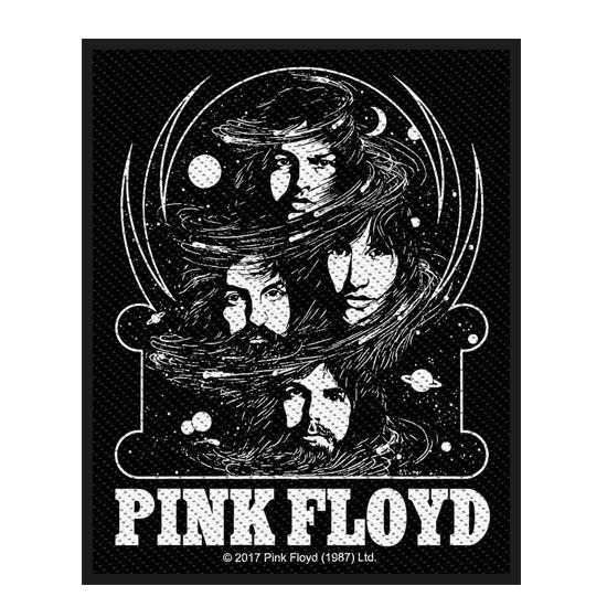 Patch - Pink Floyd - Cosmic Faces-Metalomania