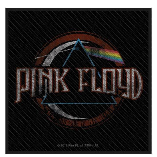 Patch - Pink Floyd - Distressed - DSOTM-Metalomania
