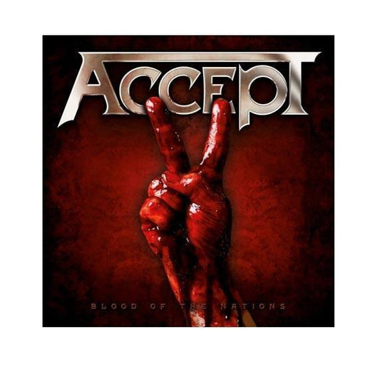 Patch - Accept - Blood of the Nations-Metalomania