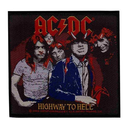 Patch - ACDC - Highway to Hell-Metalomania