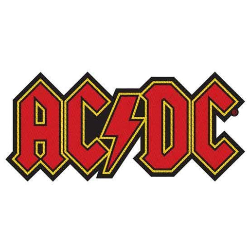 Patch - ACDC - Logo Cutout-Metalomania