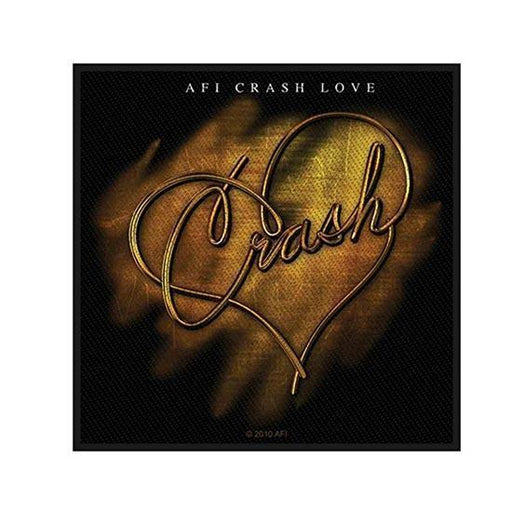 Patch - AFI - Crash Love