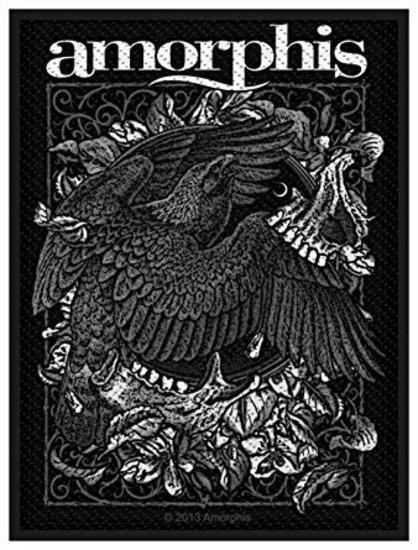 Patch - Amorphis - Circle Bird-Metalomania