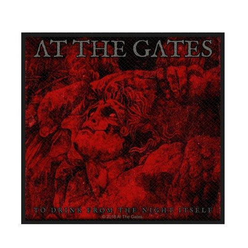 Patch - At The Gates - Drink from the Night Itself-Metalomania