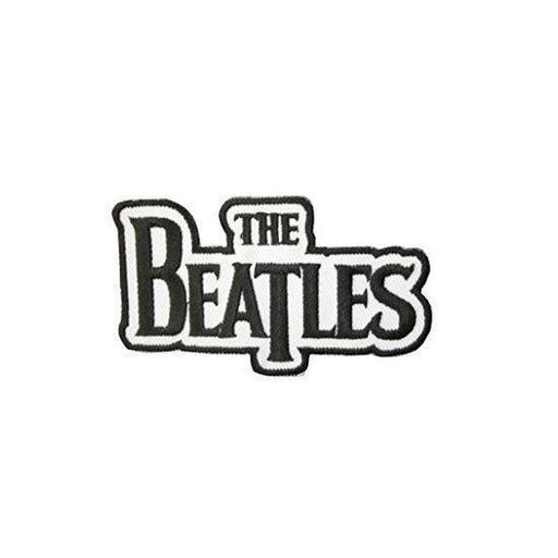 Patch - Beatles - Logo Cut Out