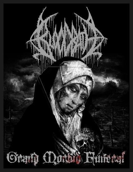 Patch - Bloodbath - Grand Morbid Funeral