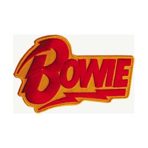 Patch - David Bowie - Logo