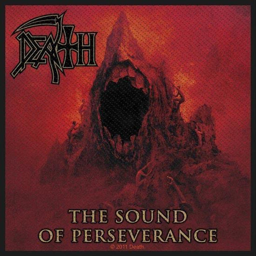 Patch - Death - Sound of Perseverance