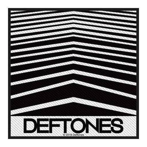 Patch - Deftones - Abstract Lines