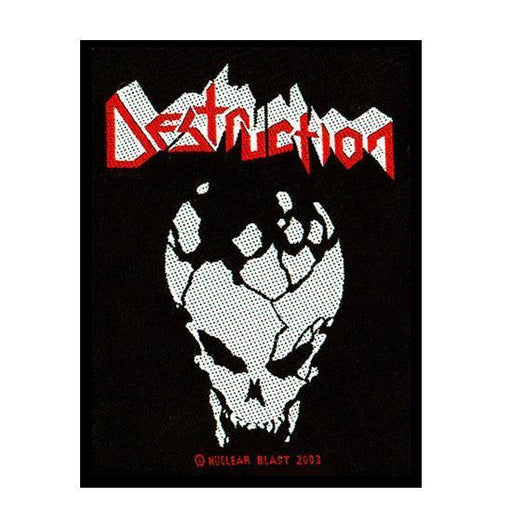 Patch - Destruction - Skull