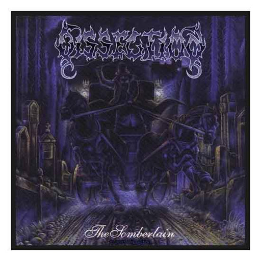 Patch - Dissection - Somberlain-Metalomania