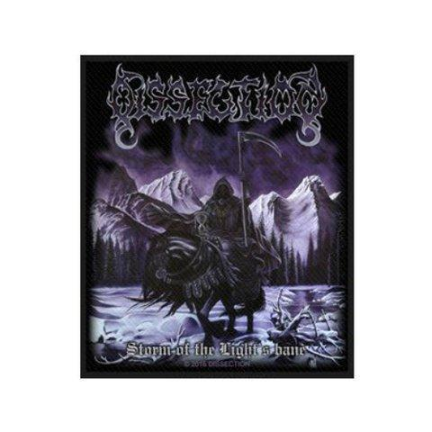 Patch - Dissection - Storm Light's Bane - PURPLE-Metalomania