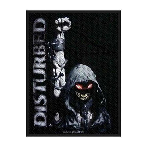 Patch - Disturbed - Eyes-Metalomania