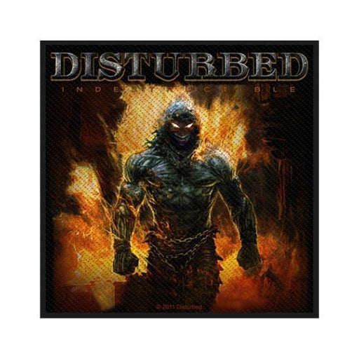 Patch - Disturbed - Indestructible