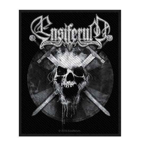 Patch - Ensiferum - Skull-Metalomania