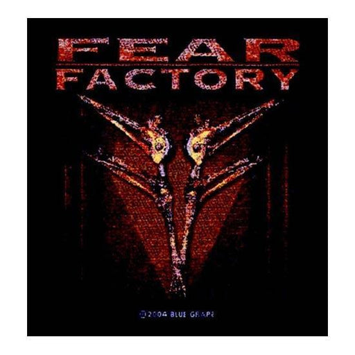 Patch - Fear Factory - Archetype-Metalomania