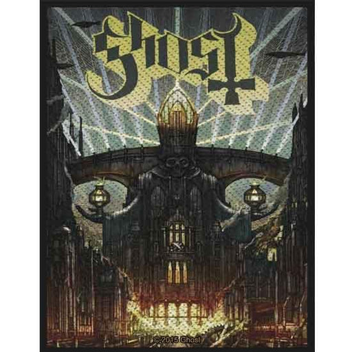 Patch - Ghost - Meliora-Metalomania