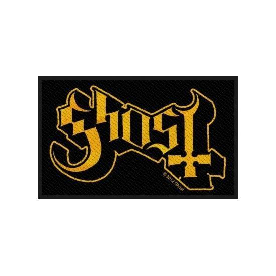 Patch - Ghost - Logo (yellow)