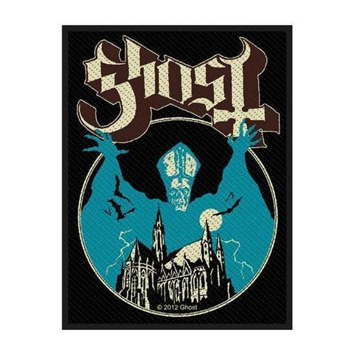Patch - Ghost - Opus Eponymous-Metalomania