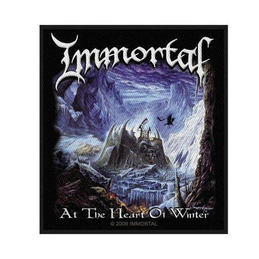 Patch - Immortal - At The Heart of Winter-Metalomania