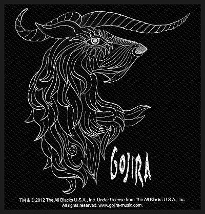 Patch - Gojira - Horns-Metalomania