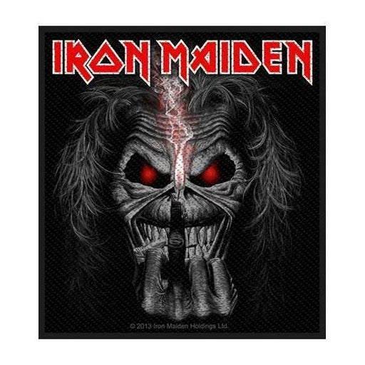 Patch - Iron Maiden - Eddie Finger