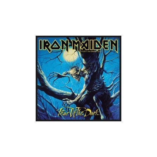 Patch - Iron Maiden - Fear of the Dark-Metalomania
