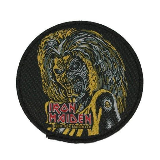 Patch - Iron Maiden - Killers (round)