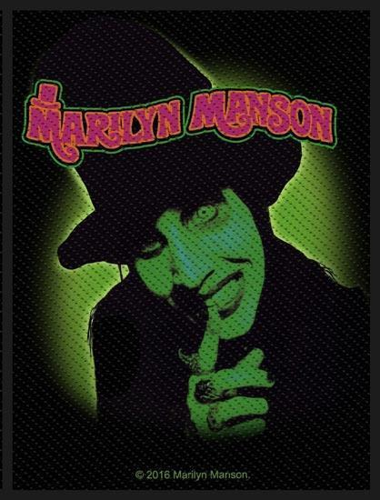 Patch - Marilyn Manson - Smells Like Children-Metalomania