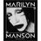Patch - Marilyn Manson - Villain-Metalomania