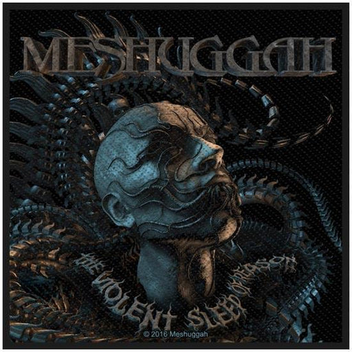 Patch - Meshuggah - Head-Metalomania