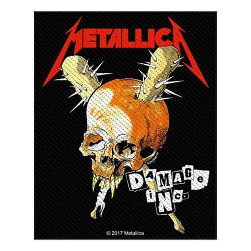Patch - Metallica - Damage Inc