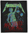 Patch - Metallica - And Justice For All-Metalomania