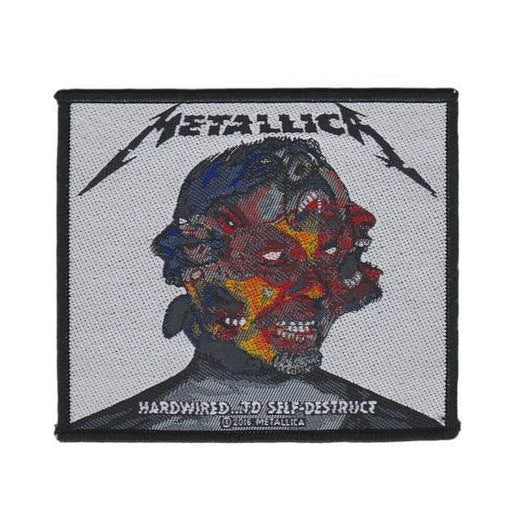 Patch - Metallica - Hardwired... To Self-Destruct-Metalomania