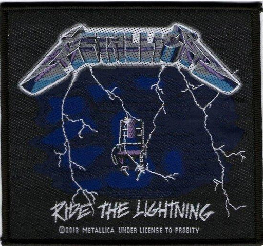 Patch - Metallica - Ride The Lightning