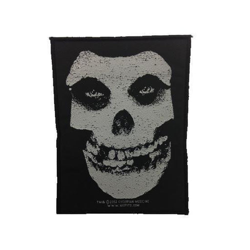 Patch - Misfits - Classic Skull-Metalomania