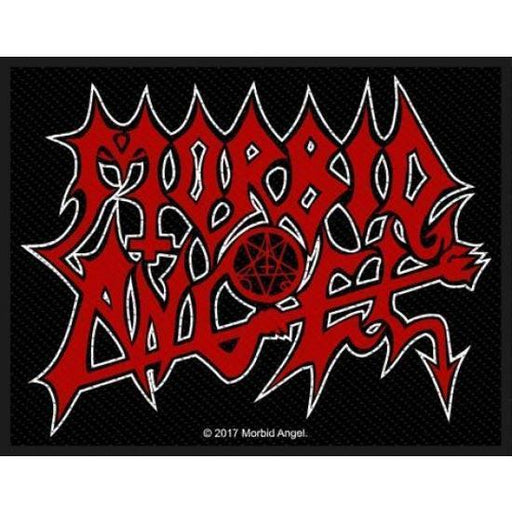 Patch - Morbid Angel - Logo