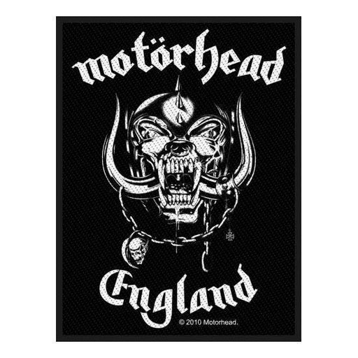 Patch - Motorhead - England-Metalomania