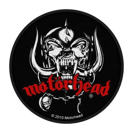 Patch - Motorhead - Round War pig