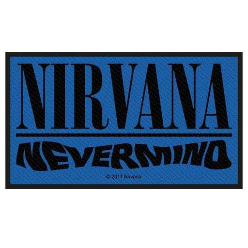 Patch - Nirvana - Nevermind-Metalomania