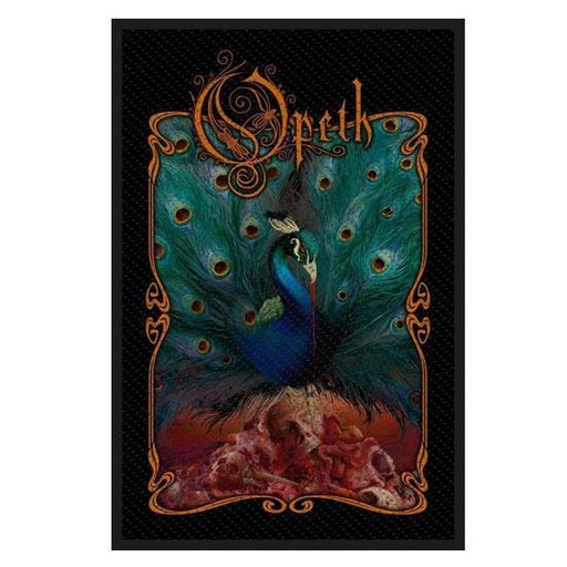 Patch - Opeth - Sorceress-Metalomania