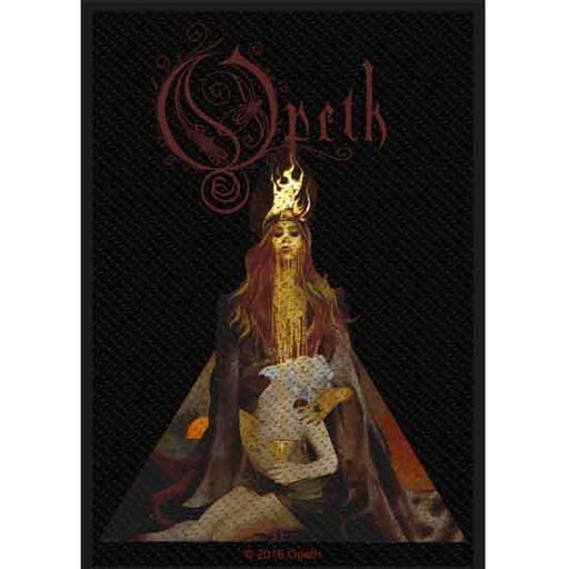 Patch - Opeth - Sorceress Persephone-Metalomania