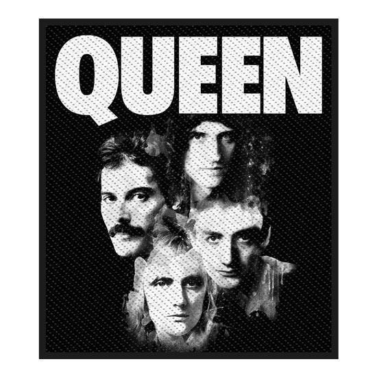 Patch - Queen - Faces-Metalomania